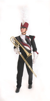 Grandville Marching Band Uniform