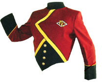 Monticello Marching Band Uniform