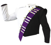Winchester Marching Band Uniform