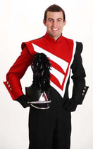 Bangor Marching Band Uniform