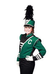 Coopersville Marching Band Uniform