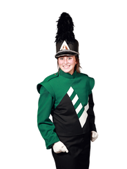 Dakota Marching Band Uniform