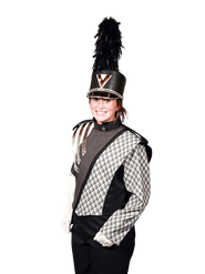 Digi Marching Band Uniform