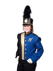 Hastings Marching Band Uniform