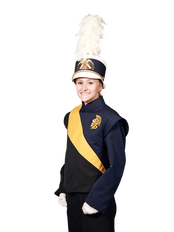 Goodrich Marching Band Uniform