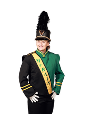 McBain Marching Band Uniform