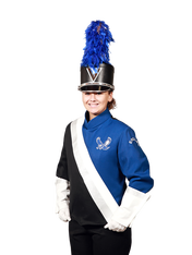 Oakridge Marching Band Uniform