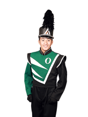 Olivet Marching Band Uniform