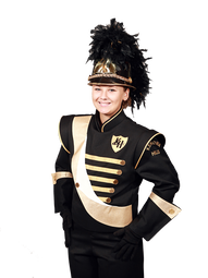 Kenowa Hills Marching Band Uniform