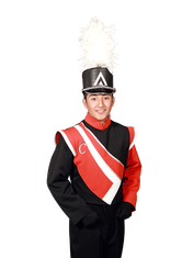 Chesaning Marching Band Uniform