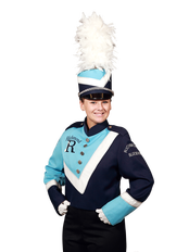 Richmond Marching Band Uniform