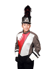 Shield Marching Band Uniform