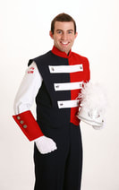 John Glenn Marching Band Uniform
