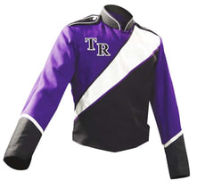 Three Rivers Marching Band Uniform