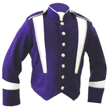 Gladstone Marching Band Uniform