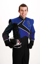 Crosswell-Lexington Marching Band Uniform