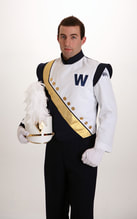 Webberville Marching Band Uniform