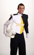 Lake Marching Band Uniform