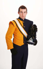Niles Marching Band Uniform
