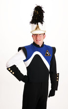 Mt. Pleasant Marching Band Uniform
