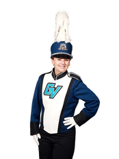 Grand Valley Marching Band Uniform