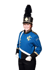 Imlay City Marching Band Uniform